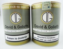 David & Goliath volume tabak 2 potten