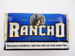 Rancho vol van smaak 40 gram (10 pakken)