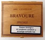 Bravoure cigarillos (100X)