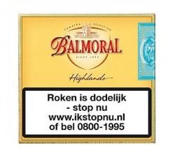 Balmoral Highlands sigaren (10x)