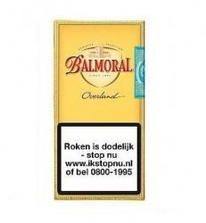 Balmoral Overland sigaren (5x)