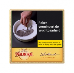 Balmoral Shetlands sigaren (20x)