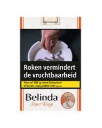 Belinda Super Kings Red (10 pakken / 25 sigaretten)