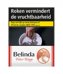 Belinda Rood (8 pakken / 23 sigaretten)