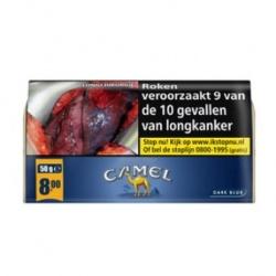 Camel Dark blue 50 gram (10 pakken)