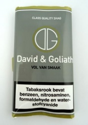 D&G tabak Volle smaak 25 gram (8 pakken)