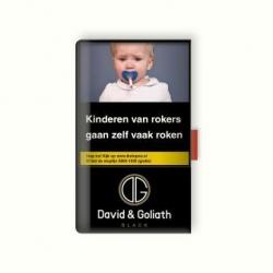 D&G shag Zwart (Black)t 50 gram (10 pakken)