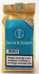 D&G tabak Menthol smaak 180 gram