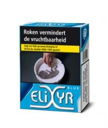 Elixyr Blue (8 pakken / 22 sigaretten)