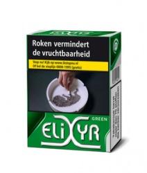 Elixyr Green (8 pakken / 22 sigaretten)