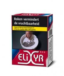 Elixyr Red (8 pakken / 22 sigaretten)