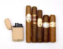 Feestpakket Longfiller sigaren
