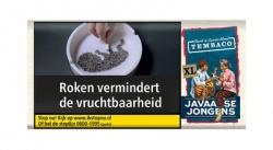 Javaanse Jongens Tembaco 50 gram (6 pakken)