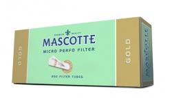 Mascotte Gold hulzen (200 hulzen)