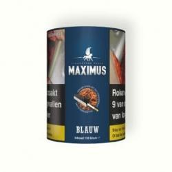 Maximus shag blauw 150 gram (1 pak)