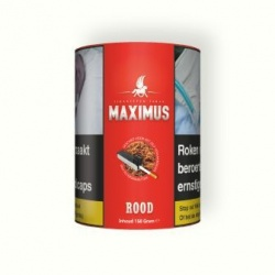 Maximus shag rood smaak 150 gram (1 pak)