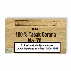 No. 70 Half Corona sigaar