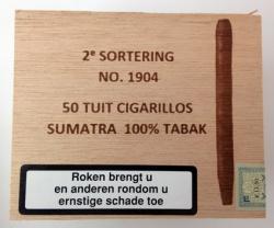 No1904 Tuitcigarillos sigaar(50x)