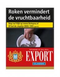 Pal Mall Export (8 pakken / 27 sigaretten)