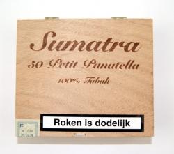 Sumatra Petit Panatella (50x)