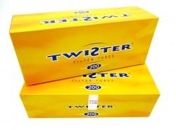 Duo pak Twister hulzen (2 x 200 hulzen)