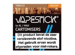 XL Tabak  18 mg Vapestick navulling
