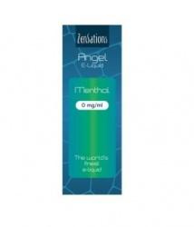 E-liquid Menthol 0 mg