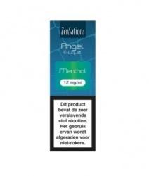 E-liquid Menthol 12 mg