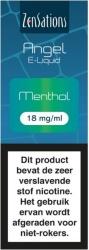 E-liquid Menthol 18 mg