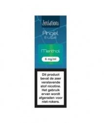 E-liquid Menthol 6 mg