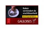 Gauloises rood 40 gram (10 pakken)