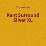 Kent Surround Silver XL (8 pakken / 22 sigaretten)