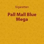 Pall Mall Blue Mega (8 pakken / 33 sigaretten)