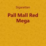 Pall Mall Red Mega (8 pakken / 33 sigaretten)