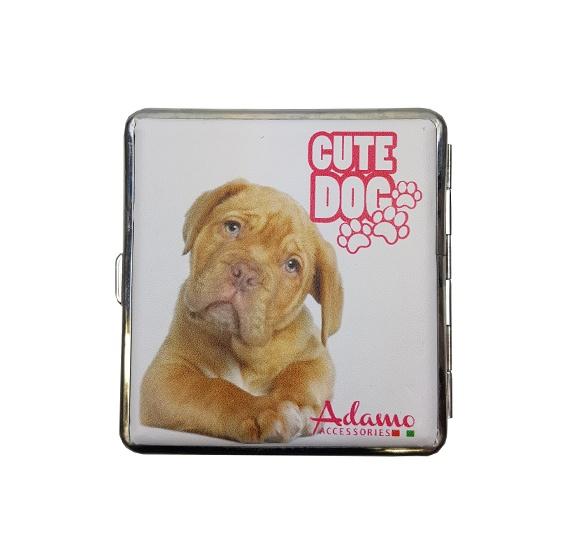 Adamo Cute Dogs 3 sigarettendoosje