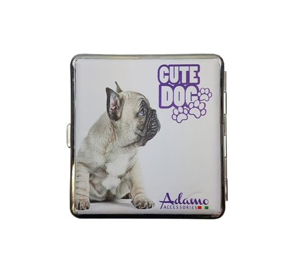 Adamo Cute Dogs 4 sigarettendoosje
