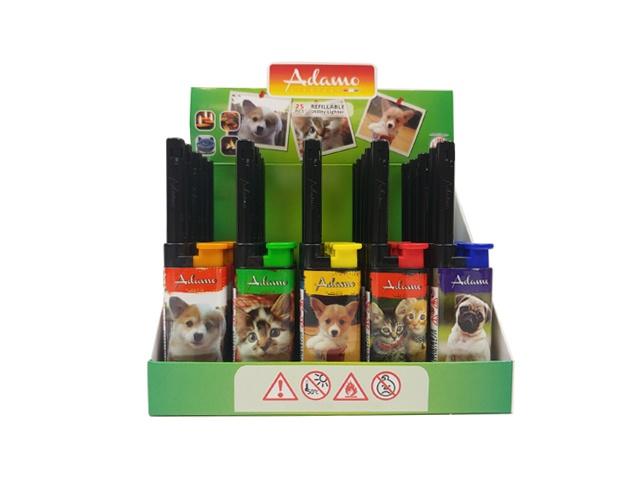 Aanbieding | Adamo BBQ aansteker dieren