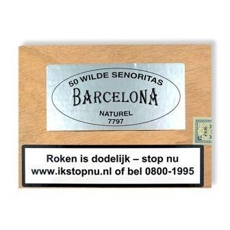 Zilveren Serie Barcelona