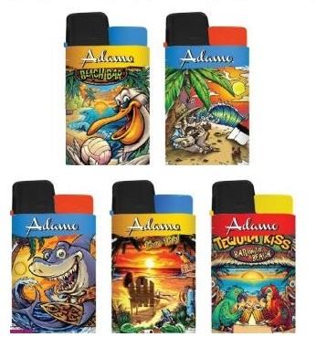 Adamo Beach aanstkers (5 stuks)
