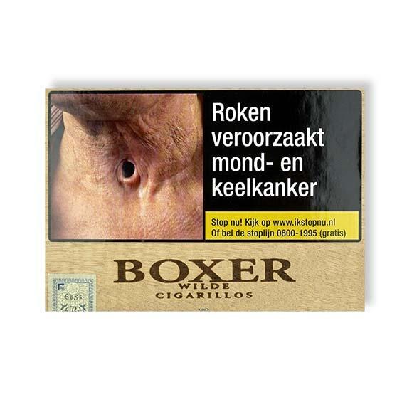 Boxer Wilde Cigarillos 100%