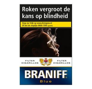 Braniff Blue (10 pakken / 20 cigarillos)