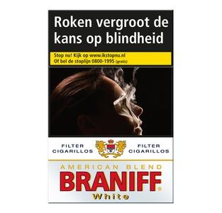 Braniff White (10 pakken / 20 stuks)