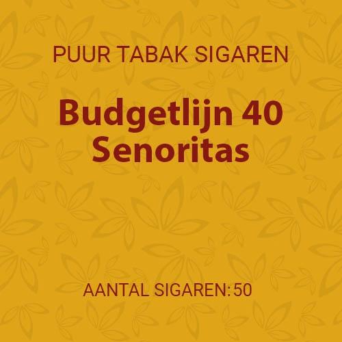 Budgetlijn 40 Senoritas