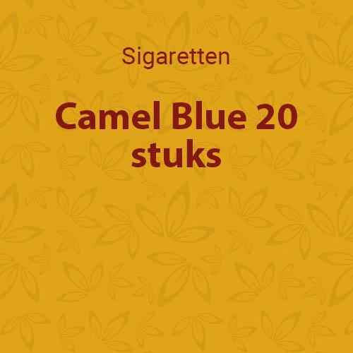 Camel Blue Box 20 stuks (10 pakken / 20 sigaretten)