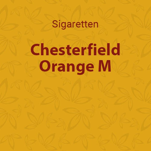 Chesterfield Orange M