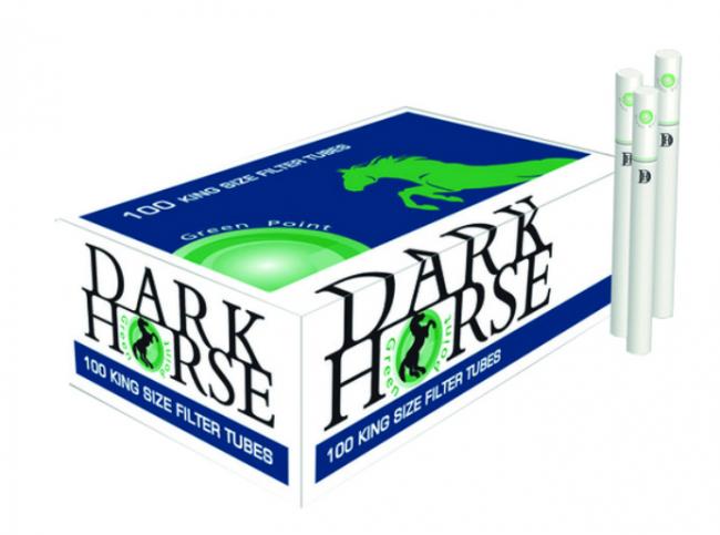 Dark Horse Green point (5 pack)