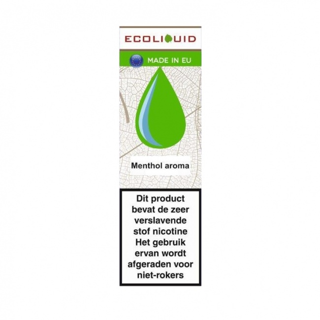Ecoliquid Menthol aroma 12 mg