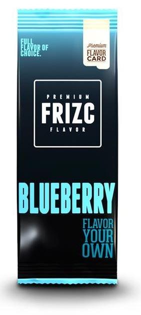 Frizc Blueberry / Bosbessen kaart 4x