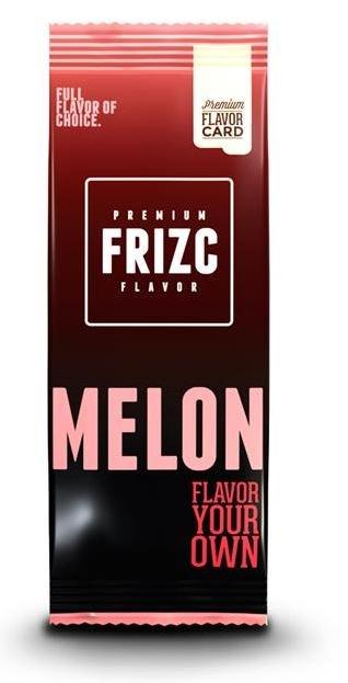 Frizc Melon / Meloen Flavor Card 4x