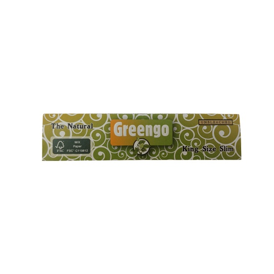 Greengo King Size Slim vloei
